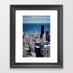 Countless Unknown Souls Framed Art Print