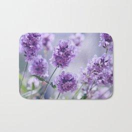 lavender Purple Bath Mat