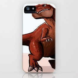 Dino iPhone Case