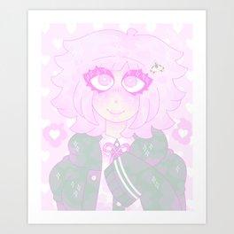 Chiaki Art Print