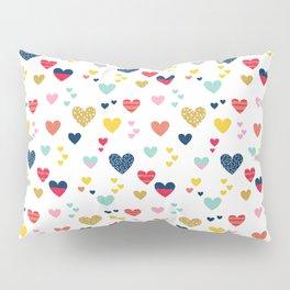 cheerful hearts Pillow Sham