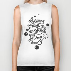 Dreams Pop! Biker Tank