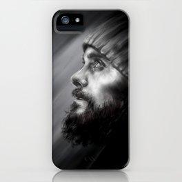 Jared Leto   Monolith Tour Digital Portrait iPhone Case