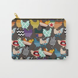 Cincinnati Chickens Carry-All Pouch