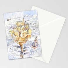 The Flower City Stationery Cards