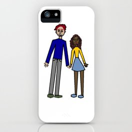 Archie X Josie iPhone Case