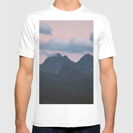 Evening vibes - Landscape and Nature Photography T-shirt