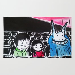 Donnie Darko - At the Cinema  Rug