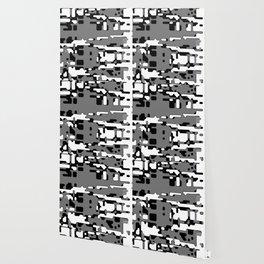 jitter, b&w 8 Wallpaper