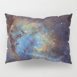 Emission Nebula Pillow Sham