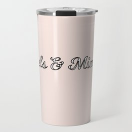 bagels & mimosas Travel Mug