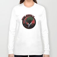 bebop Long Sleeve T-shirts featuring Bebop Spike by AngoldArts