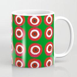 Christmas Evil Eye Coffee Mug