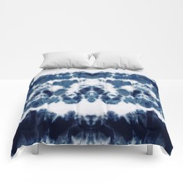 Shibori Not Sorry Comforters