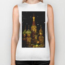 Moscow Night Biker Tank