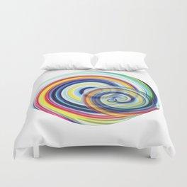 Swirl No. 1 Duvet Cover