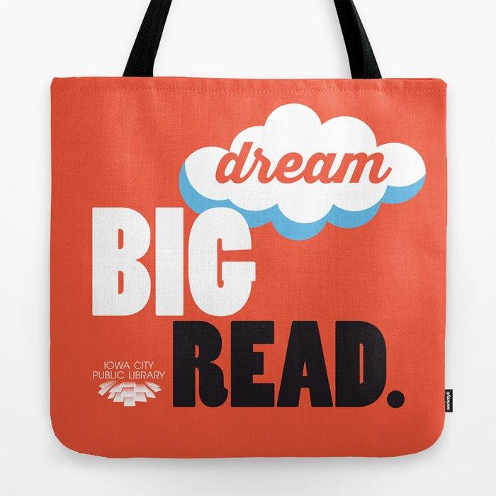 Dream Big - Iowa City Public Library Tote Bag