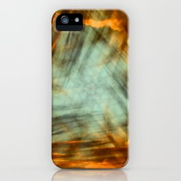 Heaven From Hell iPhone Case
