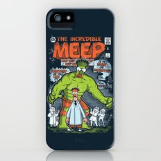 Incredible Meep Slim Case iPhone (5, 5s)