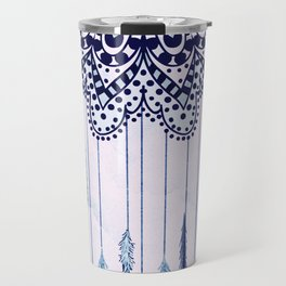BOHO DREAMS MANDALA Travel Mug