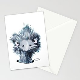 My name is EMU-ly Stationery Cards