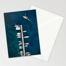 Boat Parking Stationery Cards