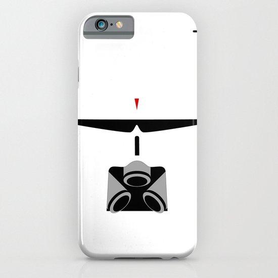 Concept Bucket (Boba Fett) iPhone & iPod Case