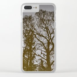 Reflection #1 - Chester canals Clear iPhone Case