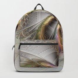 Wall Decor, Abstract Fractal Art Backpack