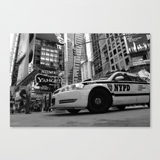 New York #01 Canvas Print