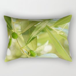Olive Grove Rectangular Pillow