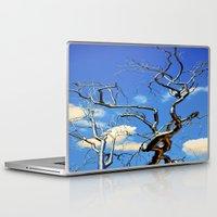 floyd Laptop & iPad Skins featuring Tree Of Floyd by Thomas Eppolito