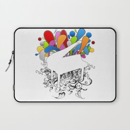 Power of Piano  Laptop Sleeve