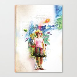 Take-Me-Up Canvas Print