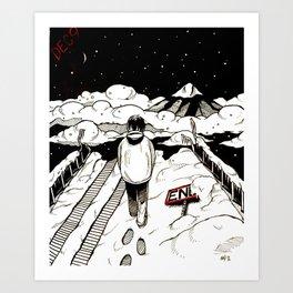 December 9, 2010 Art Print
