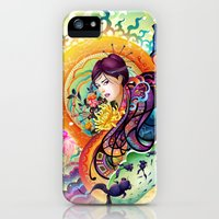 Trance iPhone (5, 5s) Slim Case