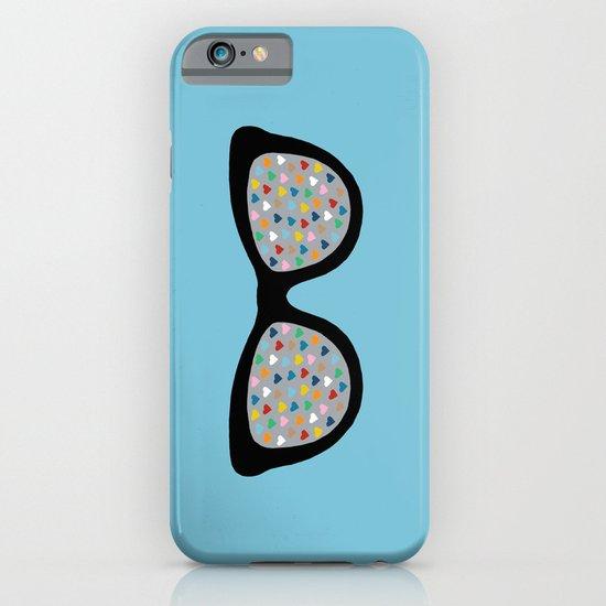 Heart Eyes iPhone & iPod Case