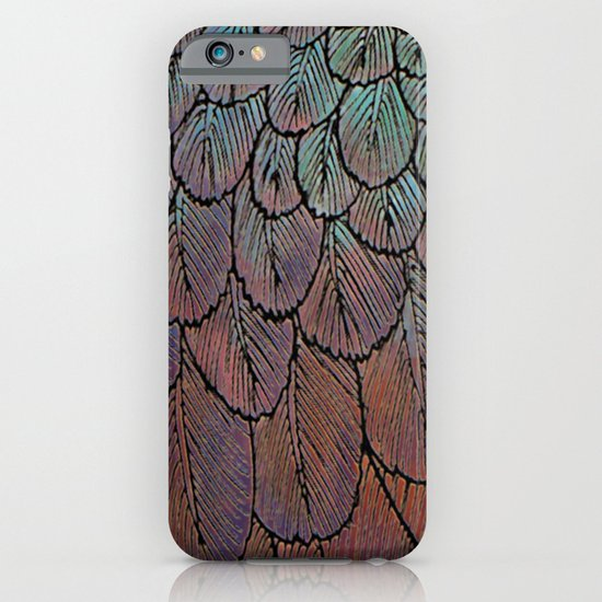 Feather Detail iPhone & iPod Case