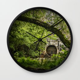 Pen Y Garreg Dam Wall Clock