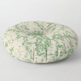 Green Marble Floor Pillow