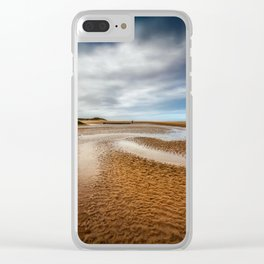 Talacre Lighthouse Clear iPhone Case