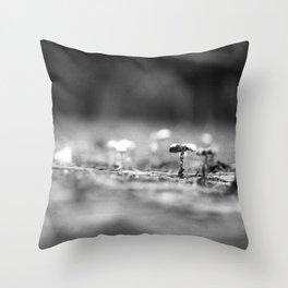 Fairy Town Throw Pillow