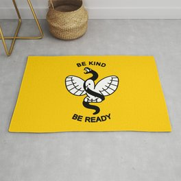 Be Kind, Be Ready Rug