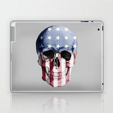 American Skull Laptop & iPad Skin