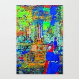 20180702 Canvas Print