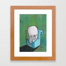 Creak Framed Art Print