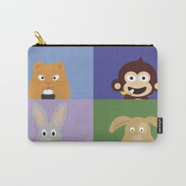 Chow Time! Carry-All Pouch