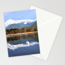 Picture Lake Stationery Cards