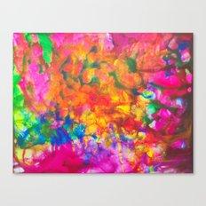 Deterministic Imperfection Canvas Print