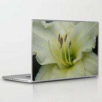 lily Laptop & iPad Skins featuring Lily by IowaShots